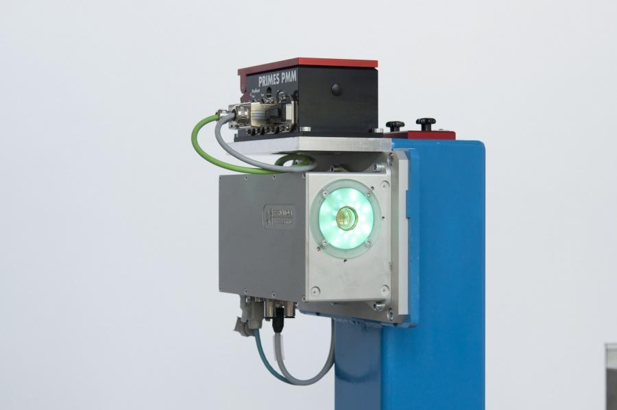 Laser industry FPS Coordinate system
