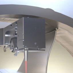 Aerospace laser tekniken