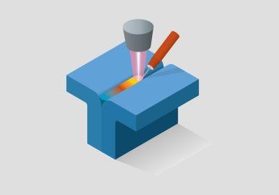Lödning med laser