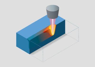 Svetsning med laser